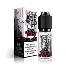 Double Drip - 50/50 - Fizzy Cherry Cola Bottles [12mg]