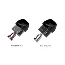 Smok Nord 2 Replacement Pod - 3 Pack [2ml Nord]