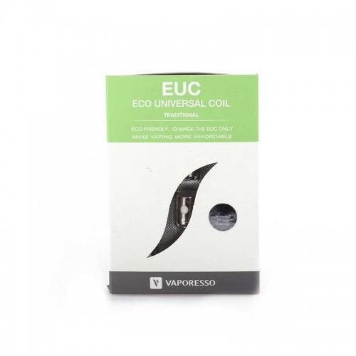 Vaporesso EUC Coils - 5 Pack [Traditional 0.4ohm]